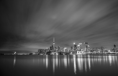 Toronto Black and White