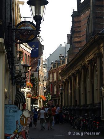Amsterdam street scene #1