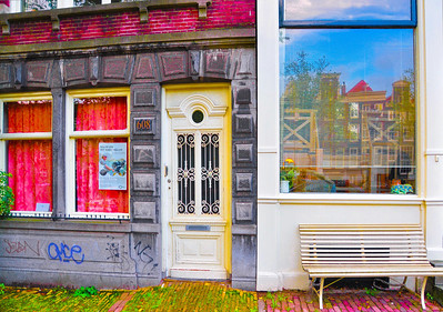 """Reflections At 608,"" Amsterdam, 2013."