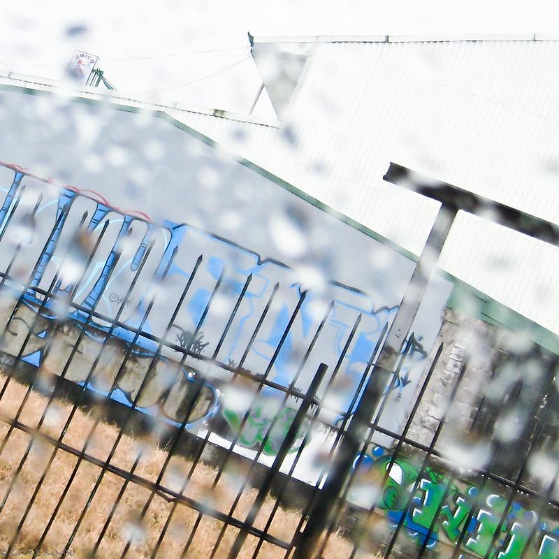 Rain in Alajuela