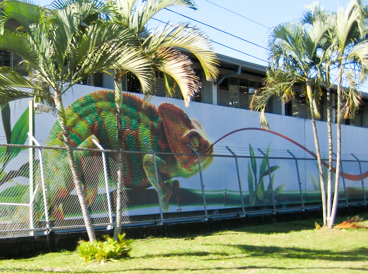 Lanco Paint Company Mural