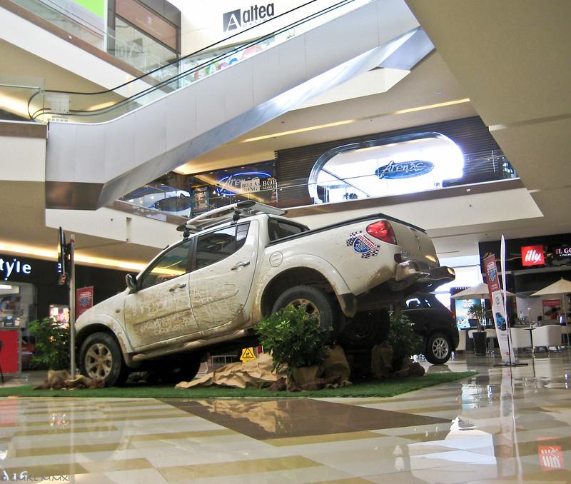 Car show 'MultiFeria' Modelos 2012