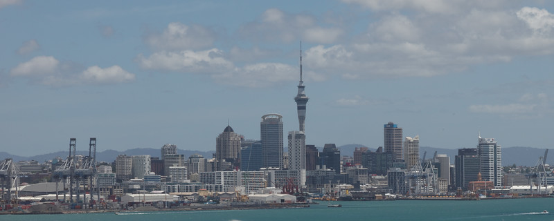 Devonport Auckland Views