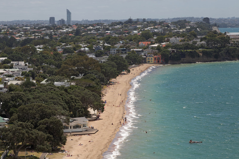 Cheltenham Beach from North Head