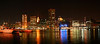 Baltimore Inner Harbor Skyline