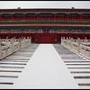 Forbidden City in Snow, Beijing, China