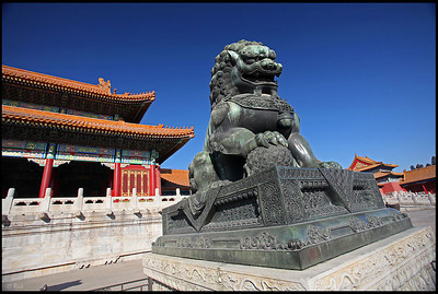 Palace Museum and Forbidden City