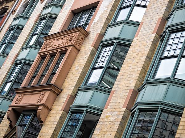 Rosen strasse architecture