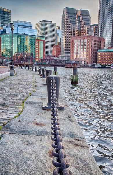 Chain to Boston