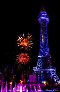 King's Island Fireworks