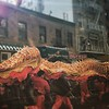 Chinese New Year Dragon - Blurred Background