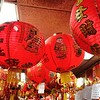 Jaunt through Chinatown - Sea of Red