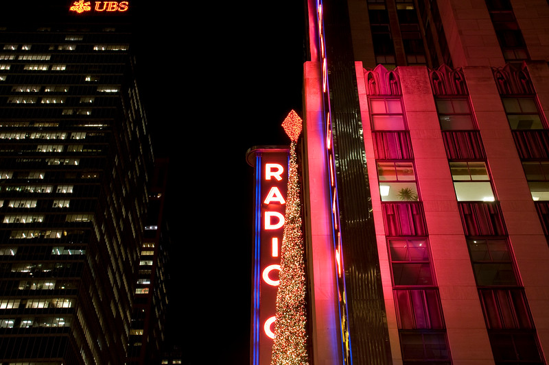 Holiday Season at Radio City Music Hall