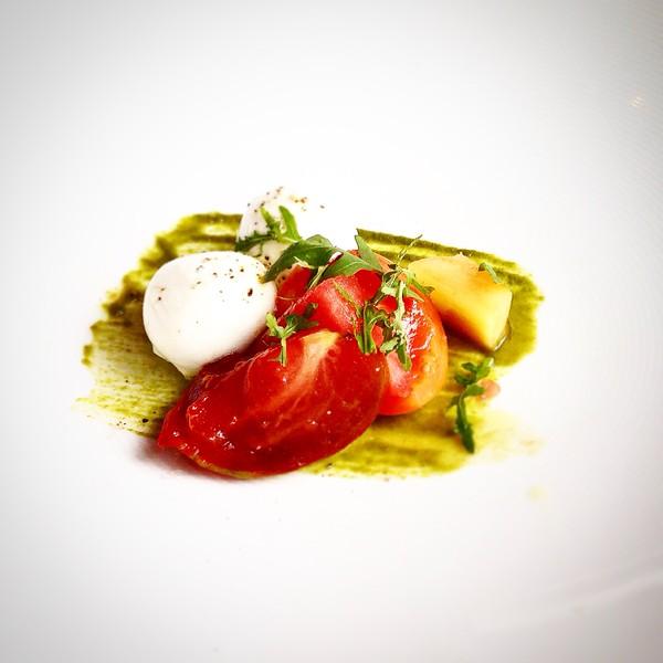 Appetizer at Lincoln Ristorante