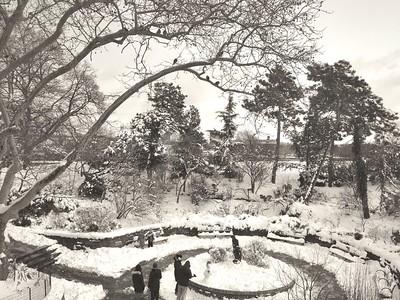 Carl Schurz Park Winter
