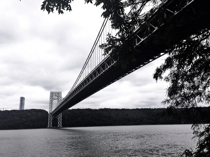 Run to George Washington Bridge