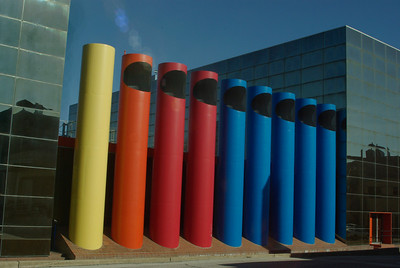 Coloured tubes