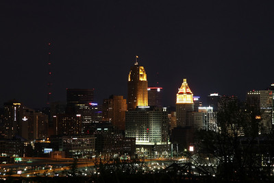View Of Cincinnati