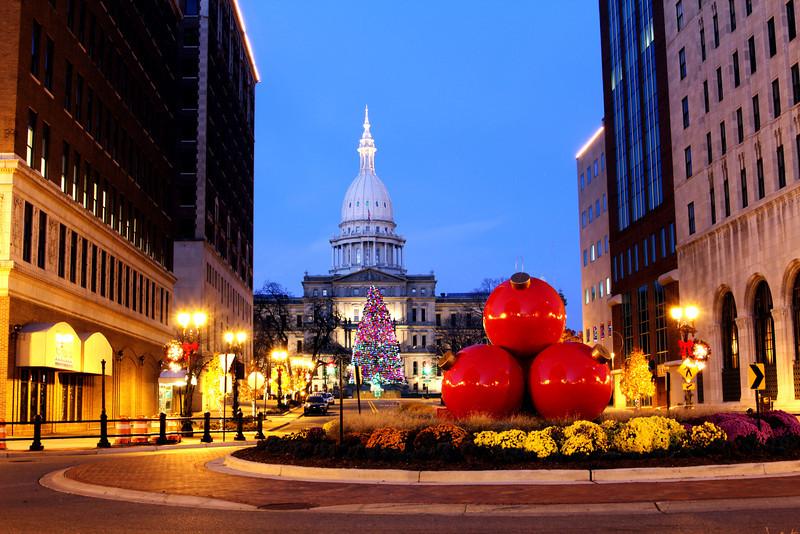 Michigan Capital in Lansing
