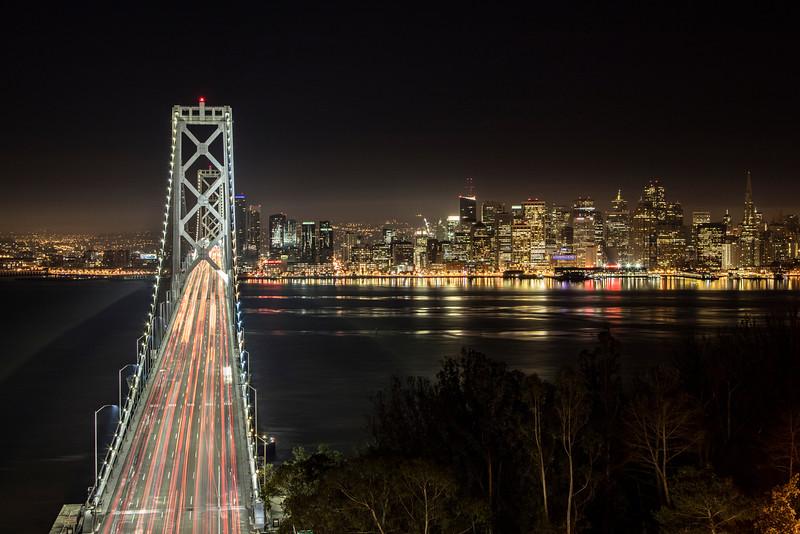 Bay Bridge, San Fransico