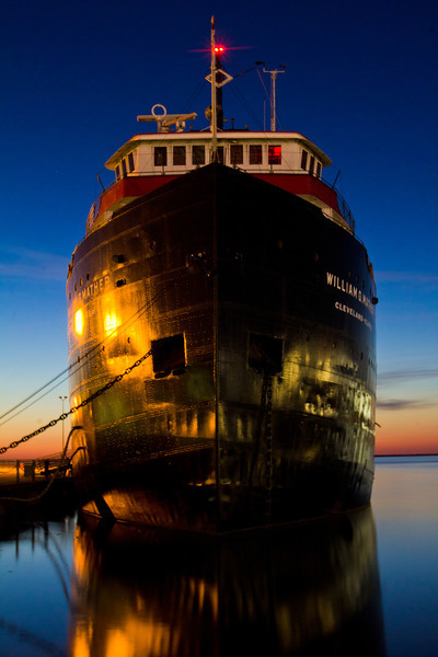 Cleveland Steam Ship