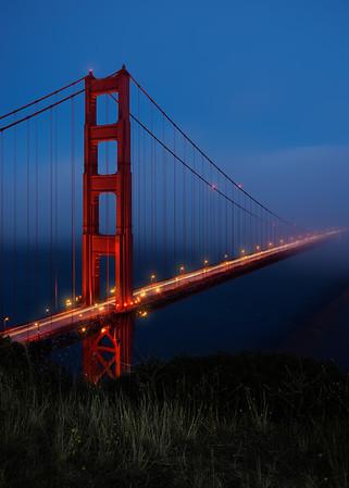 """""""Golden"""" San Francisco, California"""