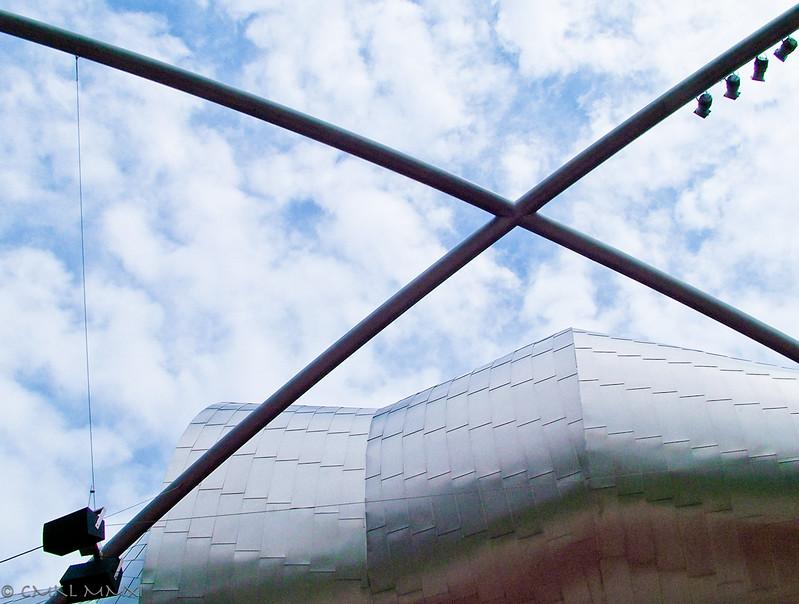 Titanium under Clouds