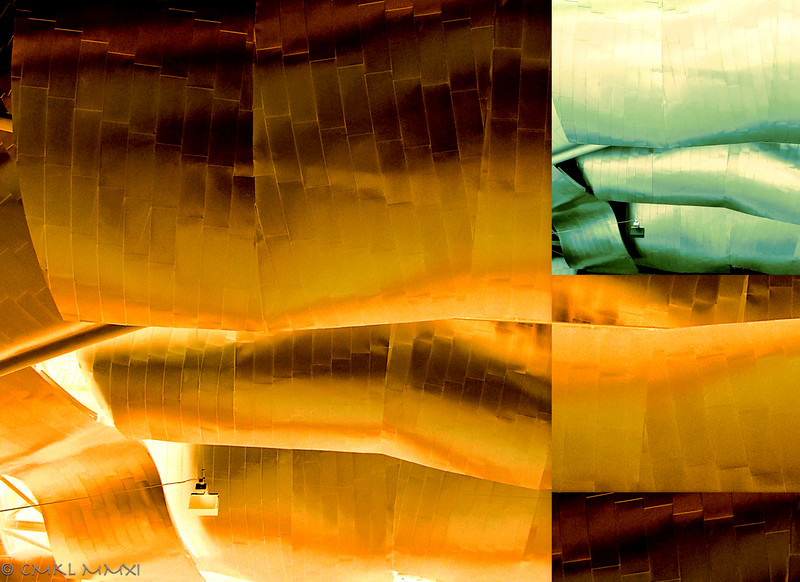 Gehry Collage