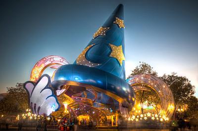 Hollywood Studios - Mickey's Magic Hat