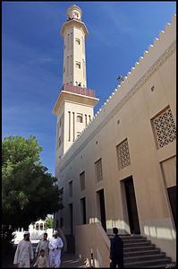 Mosque at Dubai