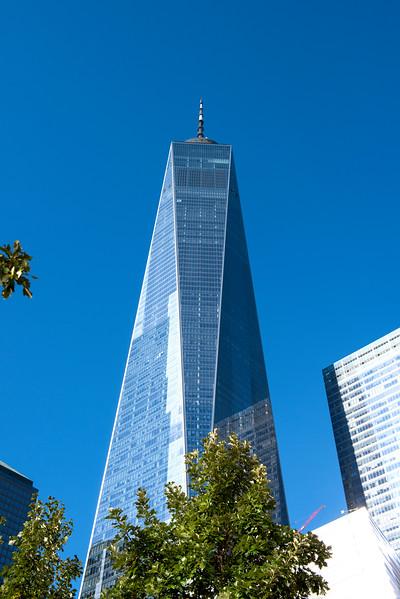 Freedon Tower NYC