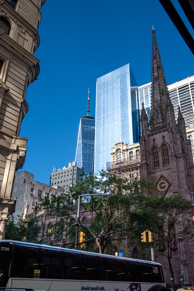 Chruch and Freedom Tower