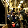 Subway Riders NYC