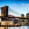 Bridge and Carosel NYC