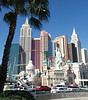 View of New York New York Hotel, Las Vegas