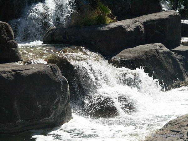 Waterfall at Tropicanna Las Vegas