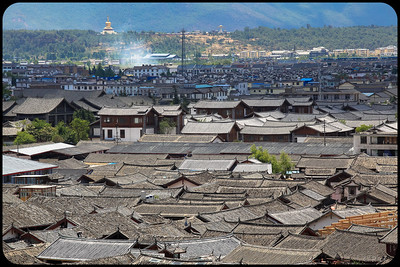 The Old Town of Lijiang, Yunnan