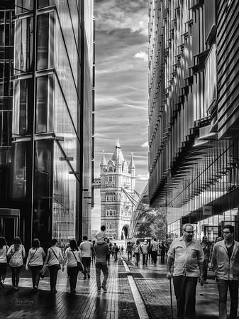 London - Unseen Light I - Tower Bridge