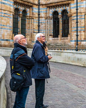 Two fellow photographers