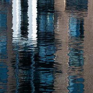Docklands Reflections II