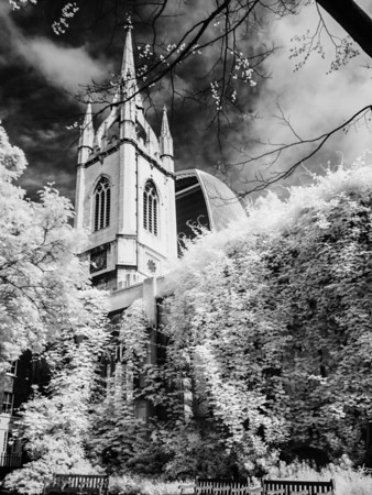 St Dunstan's in the East, City of London