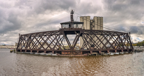 Erie Street Switch Bridge
