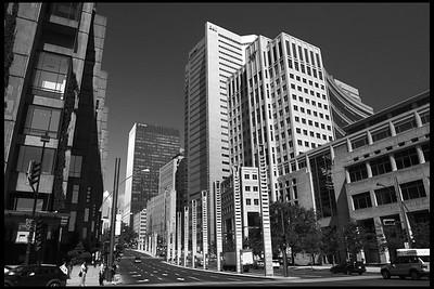 Cityscape: Montreal