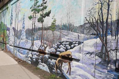 Murals by StreetARToronto