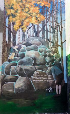 """""""Rosedale Valley Heritage Mural"""""""