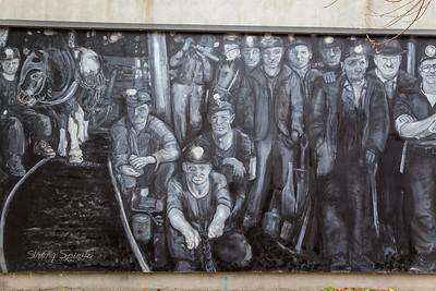 Drumheller Miners Memorial