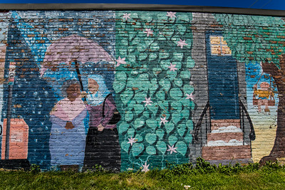 Faded Murals