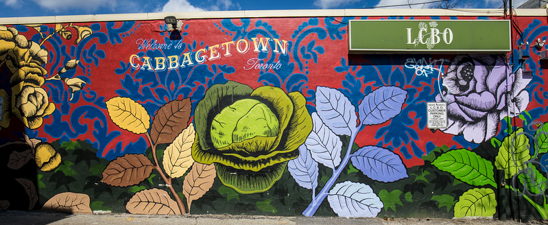 """Welcome To Cabbagetown"""