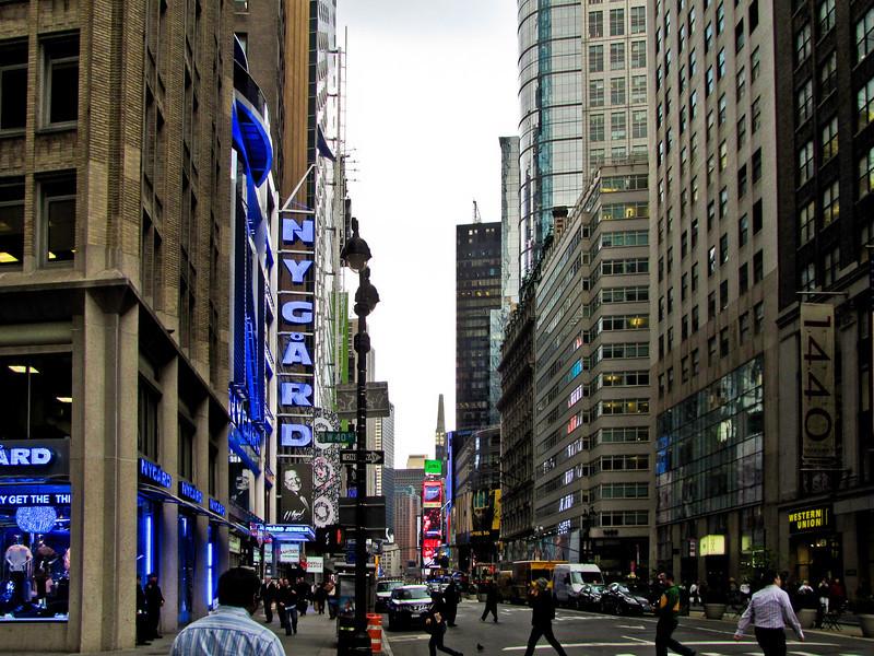 NYC, 39th Steet, 4/2010