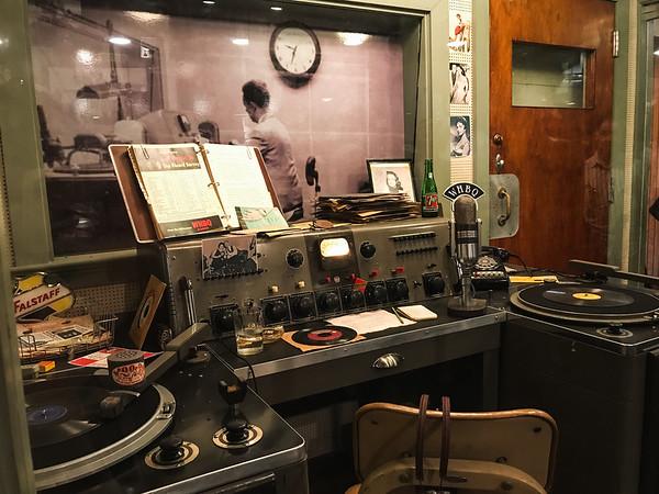 Recording studio museum